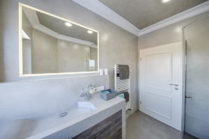 Topciment Microcement Bathroom