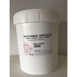 Microcement Medium