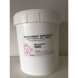 Microcement Medium