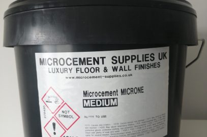 Microne Microcement